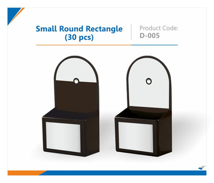 Small Round Rectangle