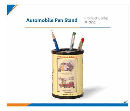 Automobile Pen Stand