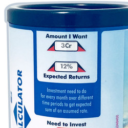 Bluemark Promotions SIP Calculator