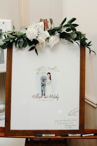 Meehan Overlook Wedding   Greenery   Green Wedding