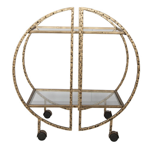Zelina Bar Cart