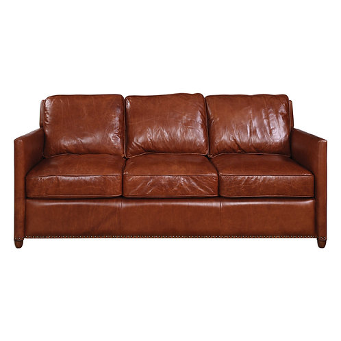 Roosevelt Sofa Leather Sofa