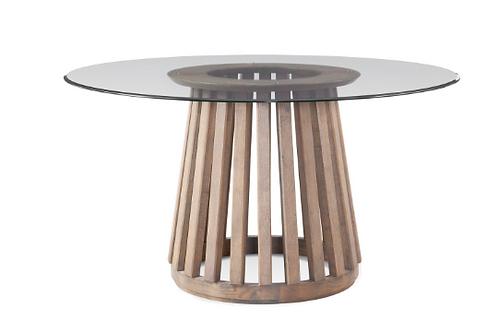 Glass Laguna Dining Table