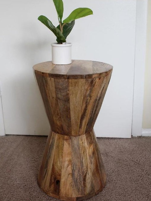 Acacia Accent Table