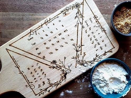 Conversion Cutting Board