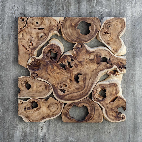 Avram Wood Wall Art