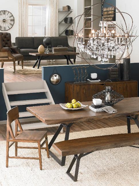 London Loft Dining Table