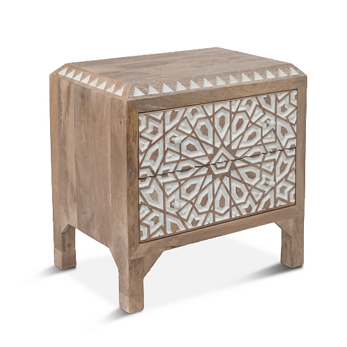 Tangiers End Table