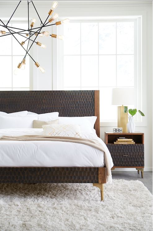 Santa Cruz Queen Bed