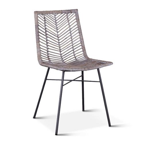 Kubu Dining Chair Gray