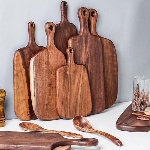 Black Walnut Solid Chopping Boards, Charcuterie Board, Cutting Board