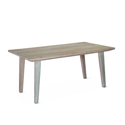 Ibiza Reclaimed Wood Dining Table