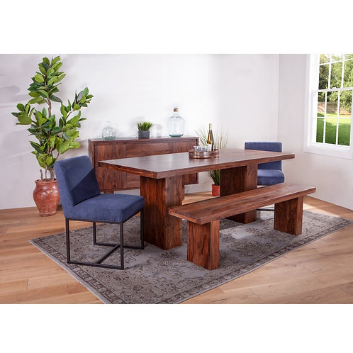 """North Side 78"""" Dining Table"""