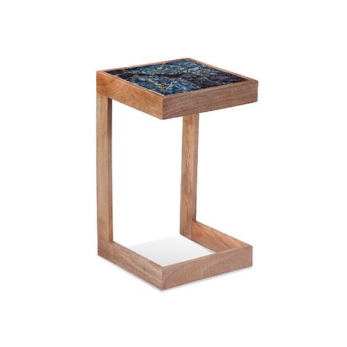 Mango Wood End Table