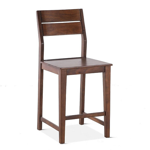 Wooden Counter Stool