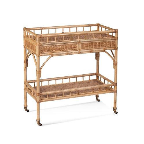 Seaview Bar Cart