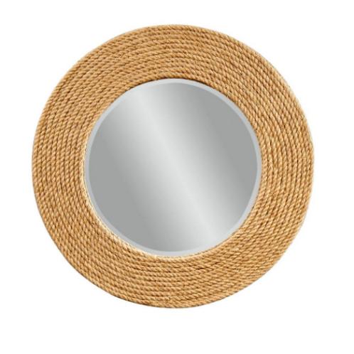 Coastal Round Mirror