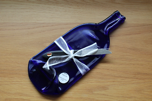Spoon Rest Wine Bottle