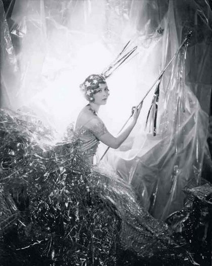 Nancy Beaton Shooting Star 1928 by Cecil Beaton
