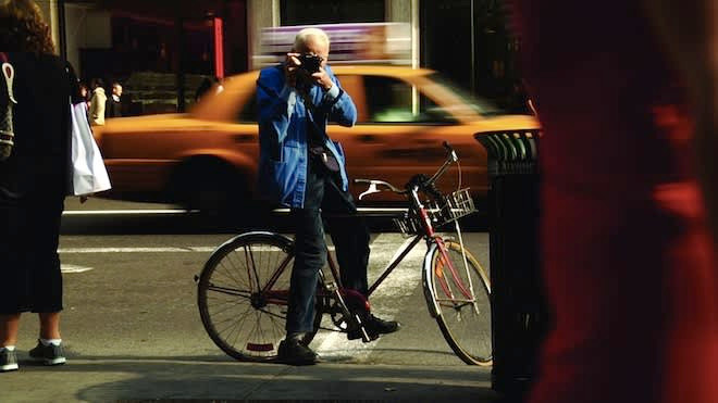 Bill Cunningham New York Photographer