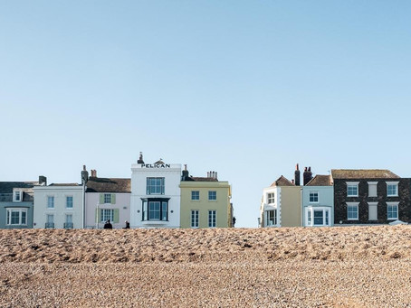 A Day Trip To  Deal ~ A Nostalgic Oasis In Turbulent Times