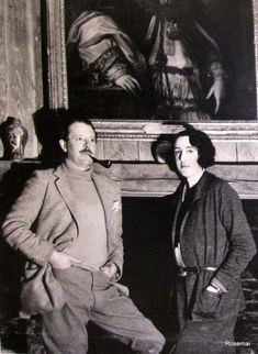 Vita Sackville West and Harold Nicolson Sissinghurst .