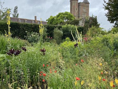 Seasonal Visits To Sissinghurst Castle Garden ~ Kent