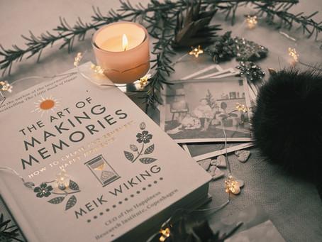 The Art of Making  Memories Book & Seasonal Reflections