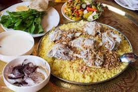 Food for thought – a taste of the Arab Kitchen