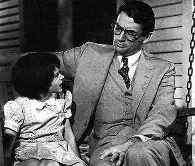 Why don't we do what Atticus Finch advises?