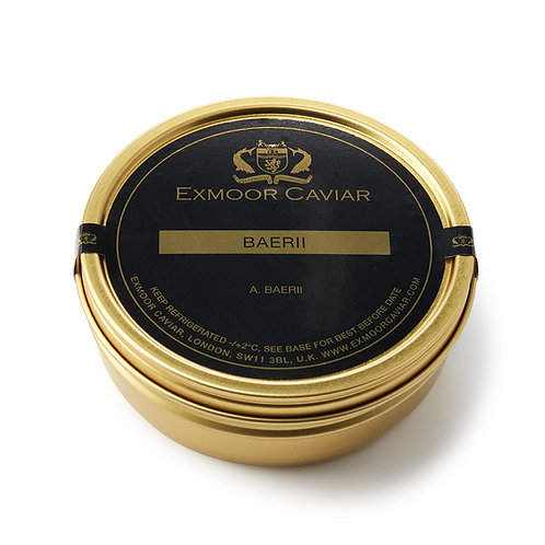 Exmoor Caviar - Baerii, 250g