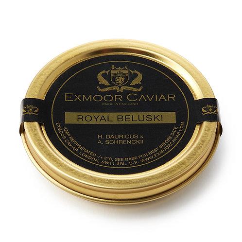 Exmoor Caviar - Royal Beluski, 30g