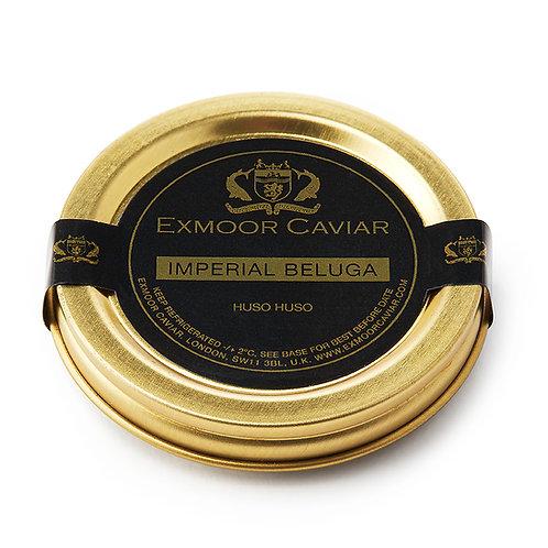 Exmoor Caviar - Imperial Beluga, 10g