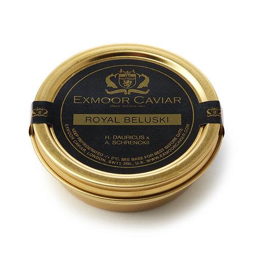 Exmoor Caviar - Royal Beluski, 50g