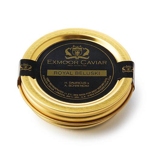 Exmoor Caviar - Royal Beluski, 20g