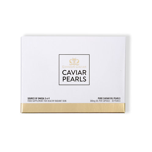 Exmoor Caviar - Luxury Health Supplement