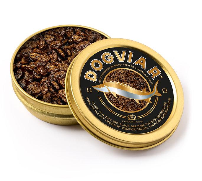 Exmoor Caviar EXC Open Tin_New Version s