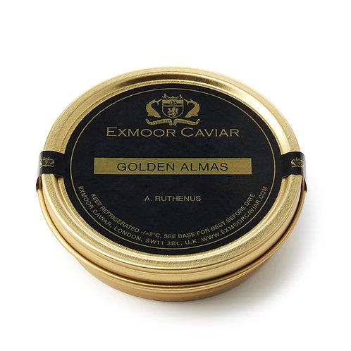 Exmoor Caviar - Golden Almas, 125g