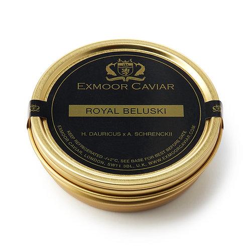 Exmoor Caviar - Royal Beluski, 125g