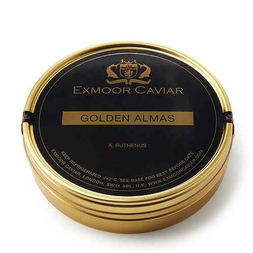 Exmoor Caviar - Golden Almas, 500g