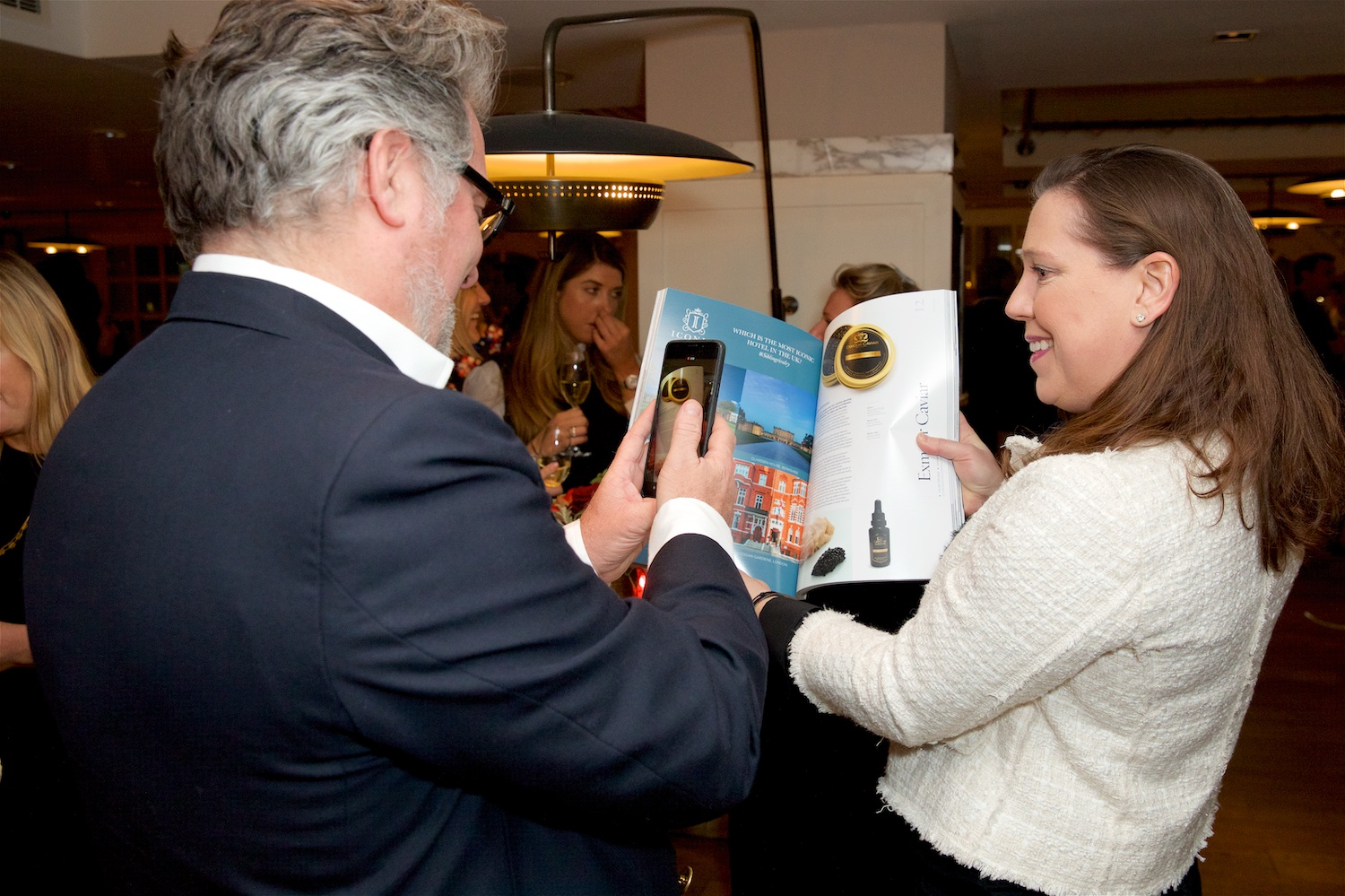 Walpole Book of British Luxury Launch