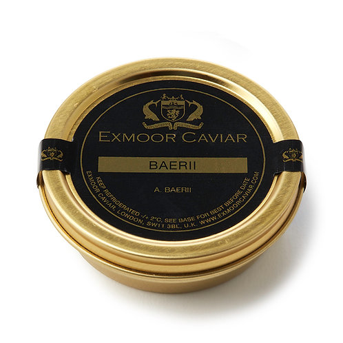 Exmoor Caviar - Baerii, 50g