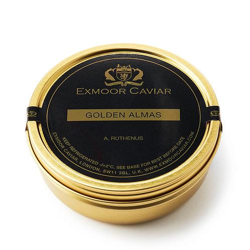Exmoor Caviar - Golden Almas, 250g