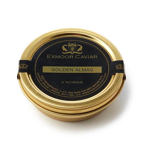 Exmoor Caviar - Golden Almas, 50g