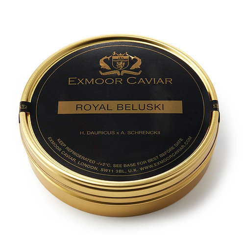 Exmoor Caviar - Royal Beluski, 500g