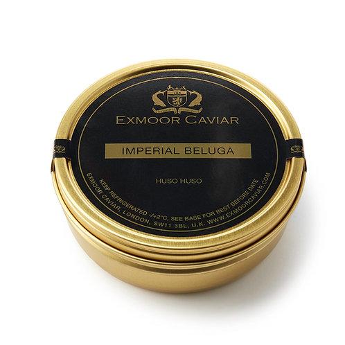 Exmoor Caviar - Imperial Beluga, 250g