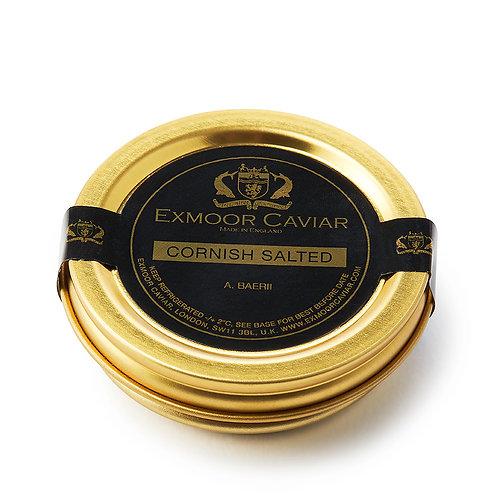 Exmoor Caviar - Cornish Salted, 20g