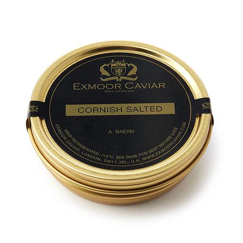 Exmoor Caviar - Cornish Salted, 125g