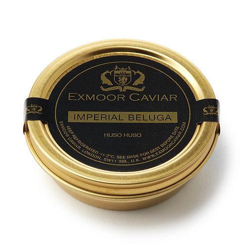 Exmoor Caviar - Imperial Beluga, 50g