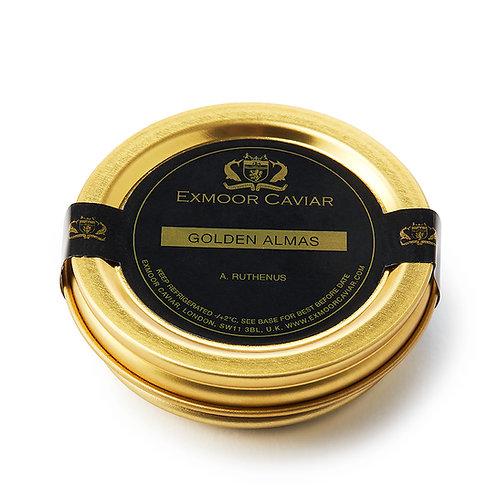 Exmoor Caviar - Golden Almas, 20g